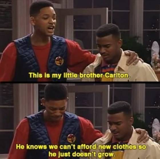 "Royal Moments From ""Fresh Prince Of Bel Air"""
