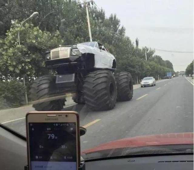 Cars That Are Not Your Typical Means Of Transportation