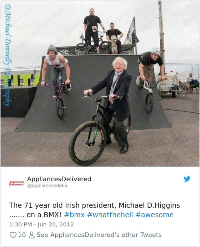Here's Why Irish People Love Their President So Much
