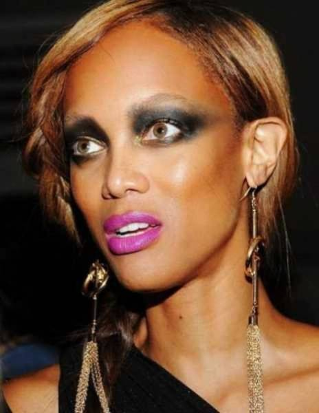 Celebs Don't Always Have The Best Makeup On