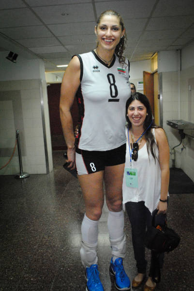 Ladies Who Really Need A Basketball Player Beside Them