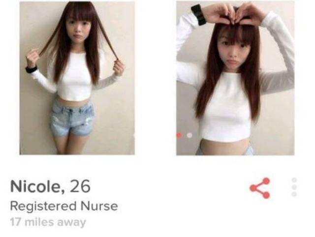This Nurse Might Be Looking For A Donor On Tinder