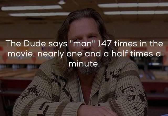 "Dude, Are These ""Big Lebowski"" Facts?!"