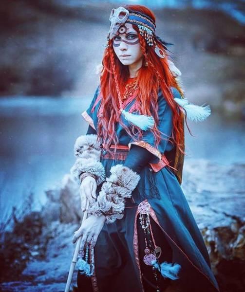 Meet Elena Samko, Russian Goddess Of Cosplay