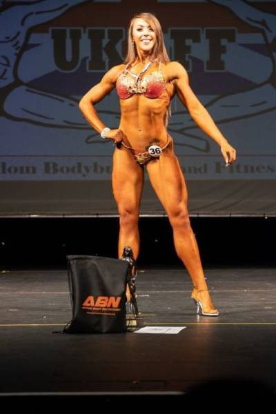 How Vanessa Strike Changed To Become A Bodybuilder