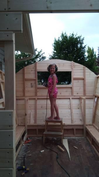 Wanna Have A DIY Gypsy Wagon?