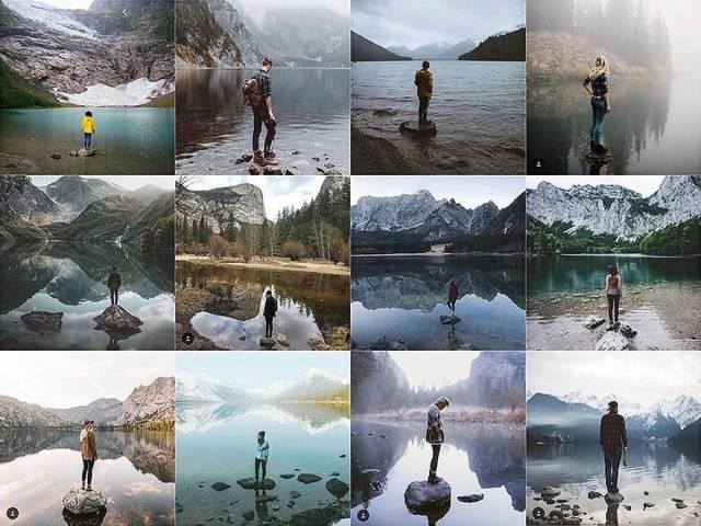 "Yeah, Instagram Photos Are Very ""Original"""