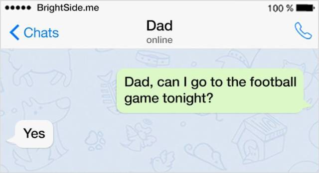 Dads And Moms Treat Their Kids So Differently…