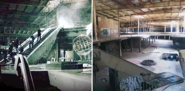 Movie Sets That Are Still There After All These Years