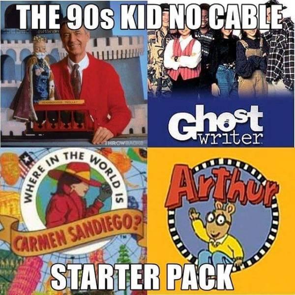 Enjoy This Burst Of Nostalgia
