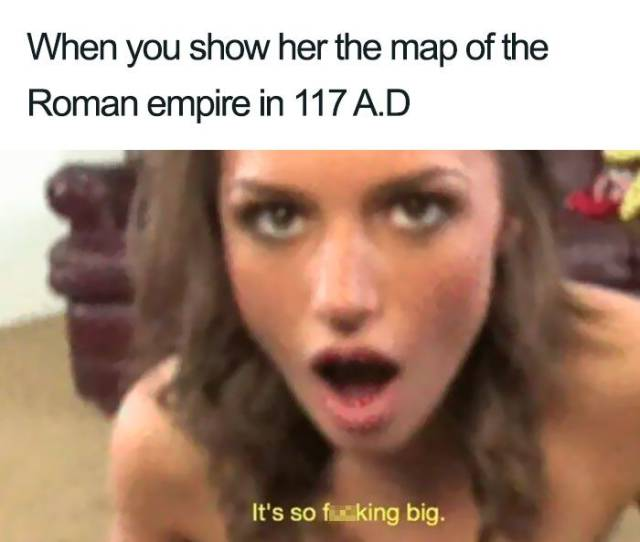A Whole Empire Of Ancient Roman Memes