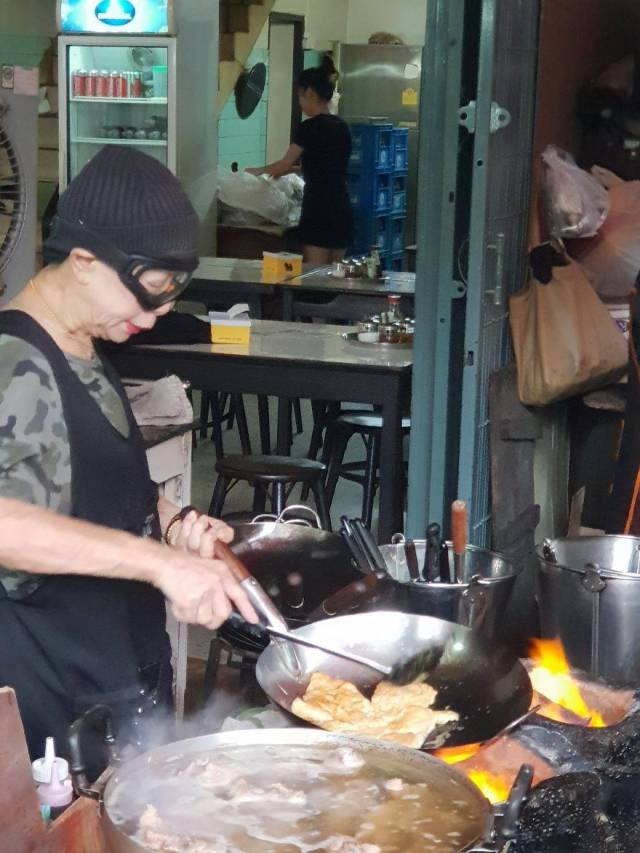 This 70-Year-Old Street Food Cook From Thailand Surely Deserved Her Michelin Star