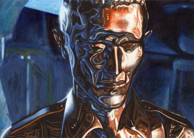 "How ""Terminator 2"" Was Planned To Look Like"
