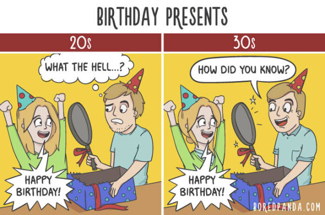 Life Changes Drastically When You Suddenly Age From Your 20s To Your 30s