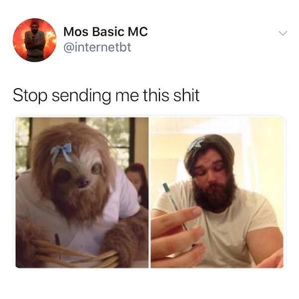 """Stop Sending Me This Sh#t"" Meme Hits Celebs"