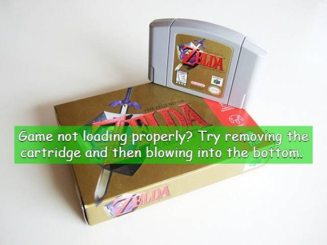 Lifehacks That Were Only Useful Back In 1995
