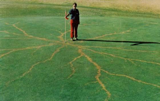 Lightning Strikes Leave Some Very Memorable Marks