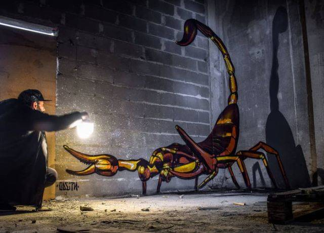 Street Art That Almost Looks Real