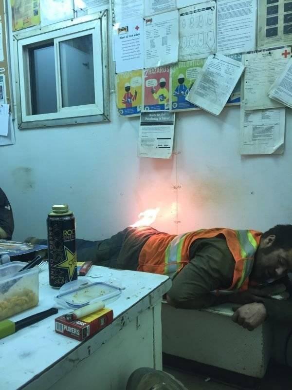 Work Strikes Again