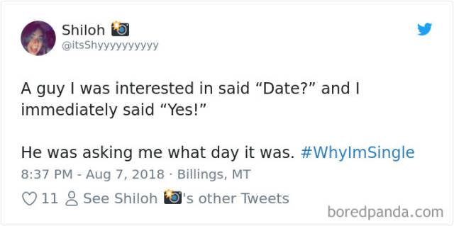 34 and still single