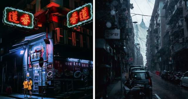 Here's How Mysteriously Cyberpunk Looks In Asia