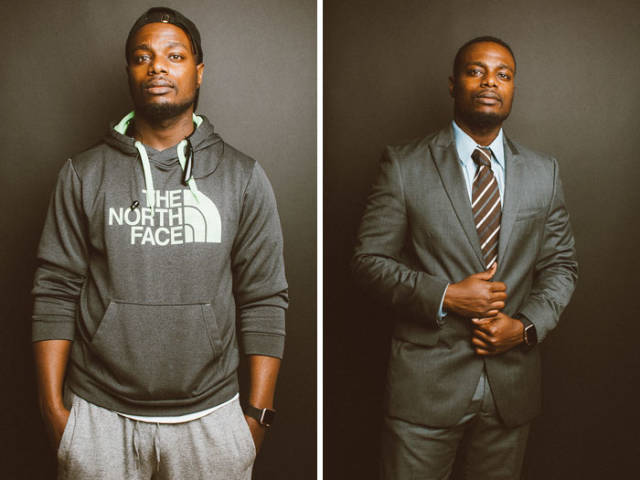 This Organization Gives Men A Second Chance By Transforming Their Looks