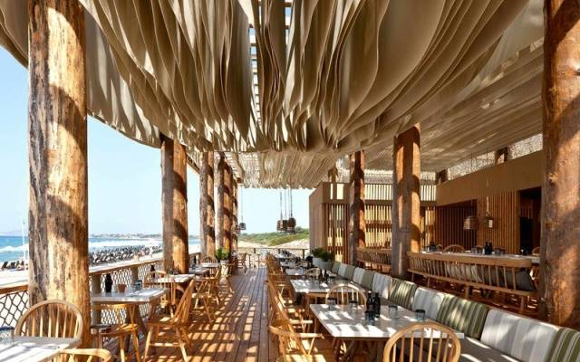 Just A Casual Bar Ceiling On A Windy Day…