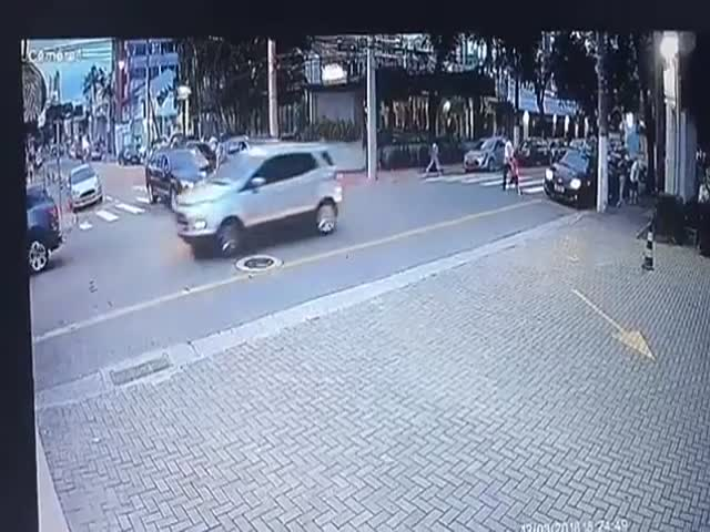 Road Rage Never Ends Well