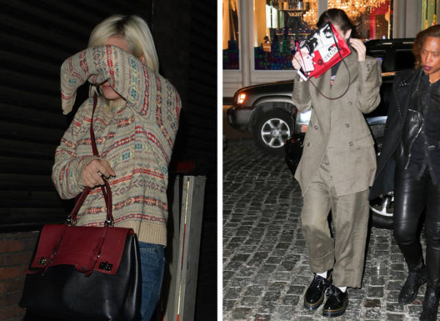 Celebrities Have A Very Special Kind Of Relationships With Paparazzi