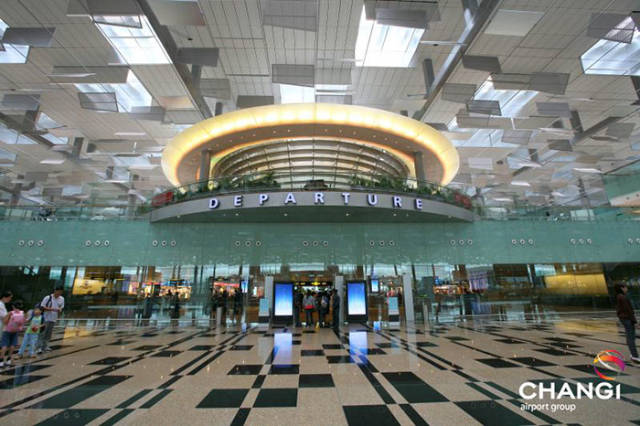 World's Best Airport Is Like A Wonderland!