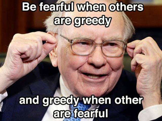 Warren Buffet Has Amassed Quite A Lot Of Useful Advice During His 88 Years Of Life