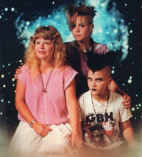 1980s Were THE Years Of Awkward Family Photos