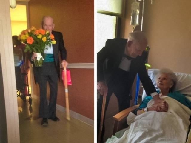 Photos Proving That True Love Lives Forever