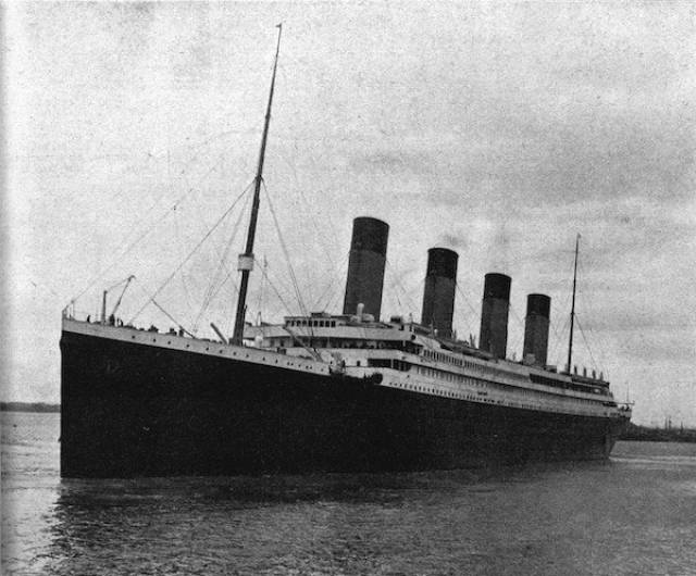 Titanic Survivors Definitely Have Stories To Tell Their Grandchildren