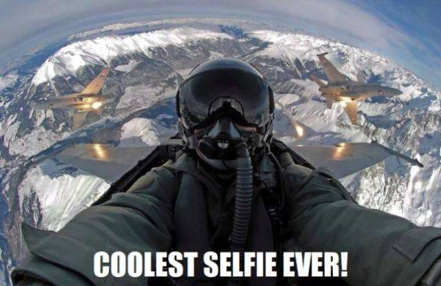 The Coolest Selfie Contest