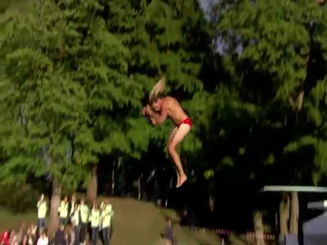 Death Diving Is A Sport You Have Never Seen