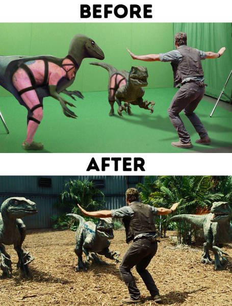 How Special Effects Change Modern Movies