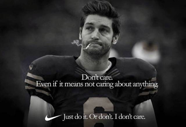 Jay Cutler Nike Shoes