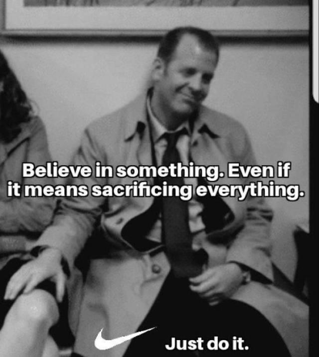 Nike's Colin Kaepernick Ad Makes People Just Do Memes