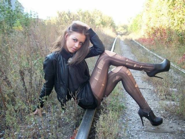 Russian Girls That Are Almost Sexy