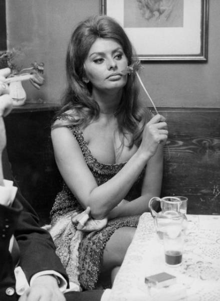 Sophia Loren Was Beautiful In Her Prime