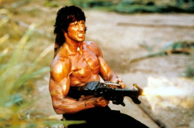 """Sylvester Stallone And His Intense Workout In Preparation For """"Rambo 5"""""""