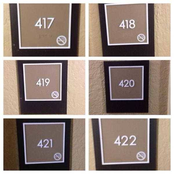 Hotels With A Bit Of What The Hell
