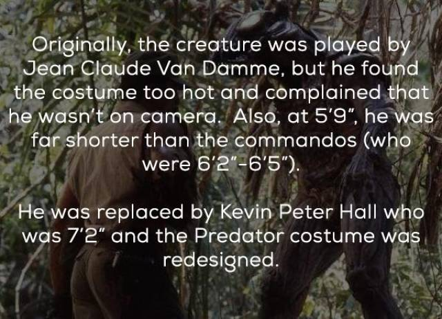 "Bloodthirsty Facts About The Original ""Predator"""