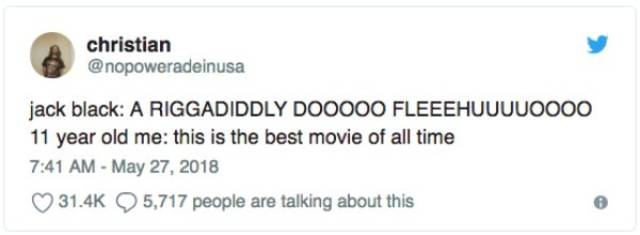 Movie-Themed Tweets That Definitely Make Those Movies Better