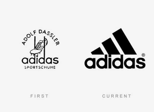 Famous Brands Change Their Logos All The Time