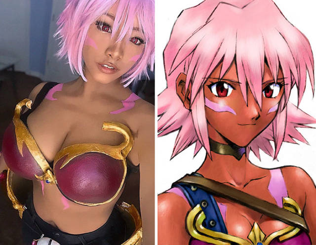 Unique Sora Is A 23 Year Old Queen Of Cosplay 22 Pics