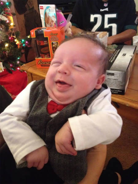 Babies Who Were Born With Too Much Life Experience