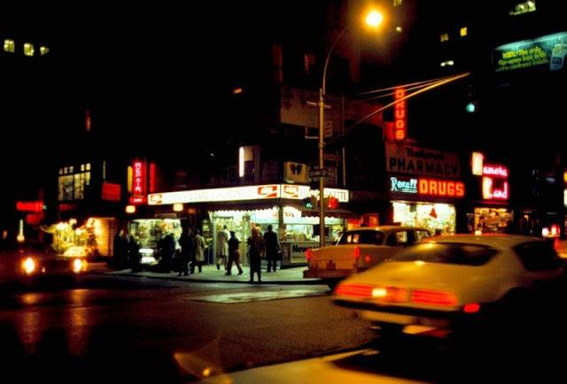 New York City, Back In The 1970's Edition