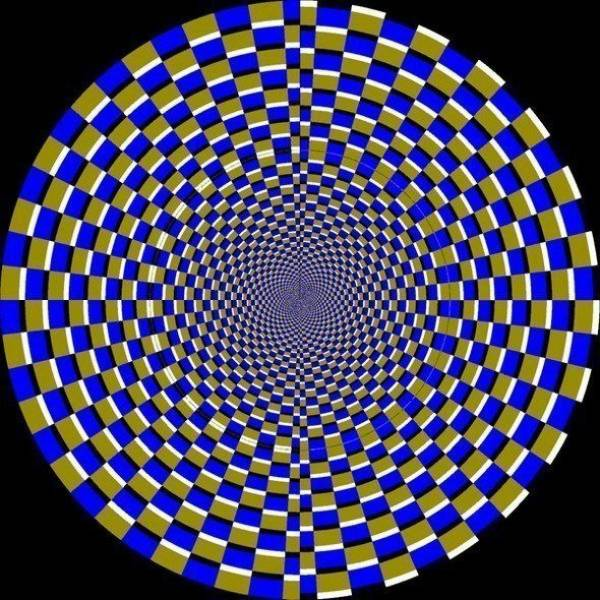 Optical Illusions Don't Make Any Sense At All